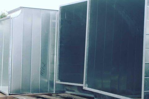 Воздуховоды с технической стороны